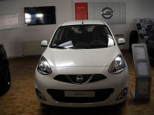 Nissan micra petite voiture 2015 occasion 2